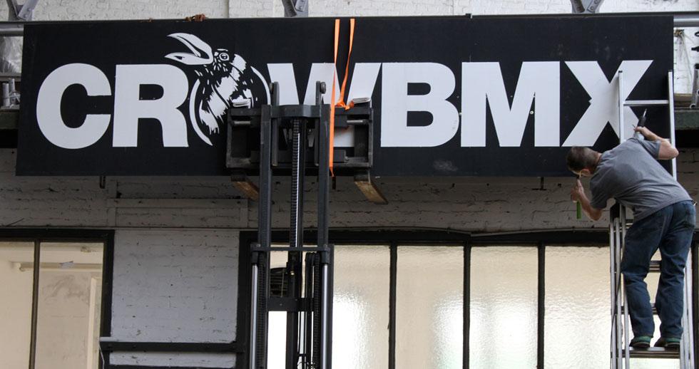 Crowbmx Store Eröffnung am 30.04.11