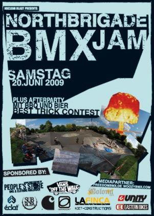 North Brigade BMX Jam 2009
