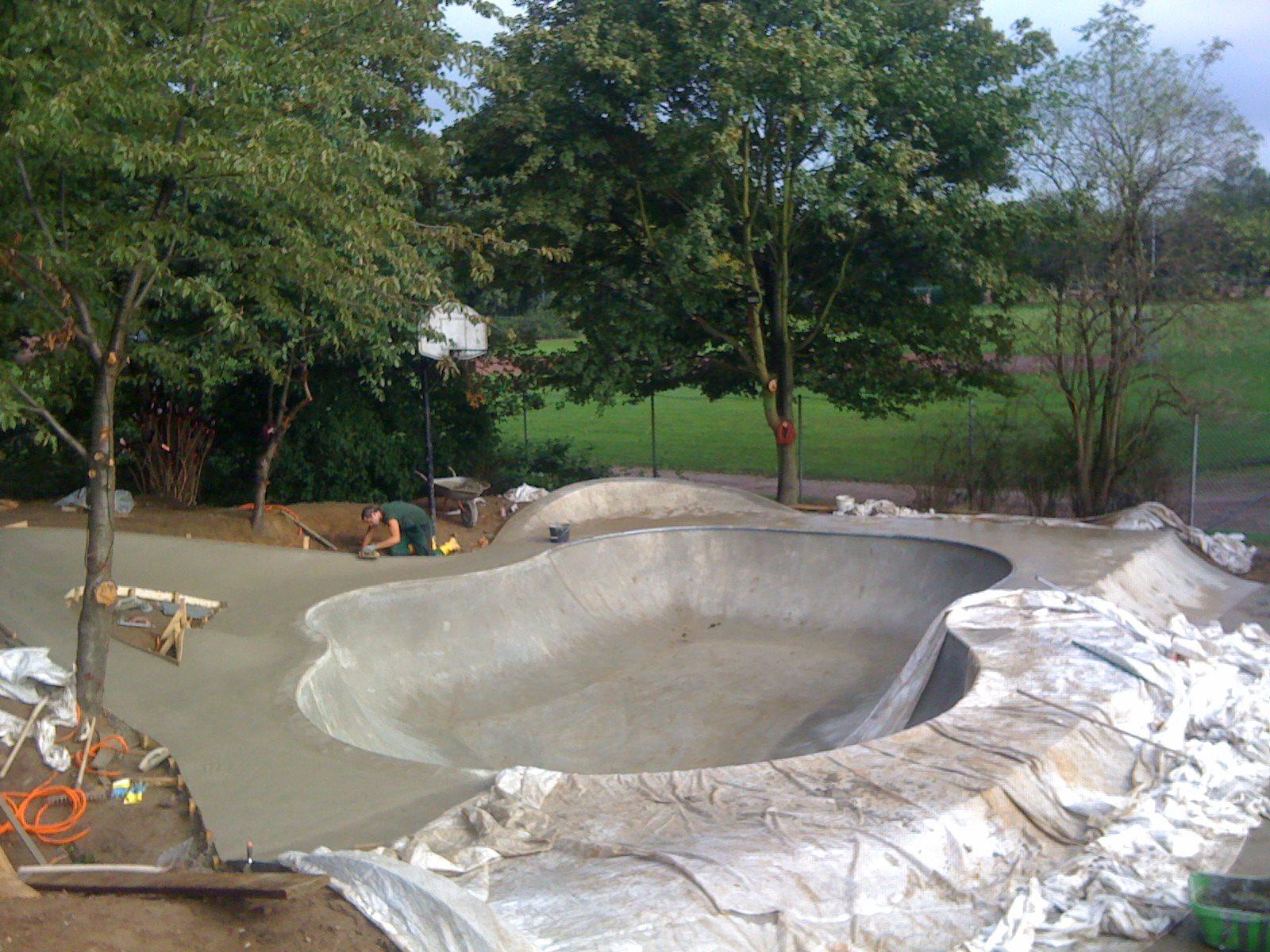 BAUstelle: Wir bauen einen Bowl!