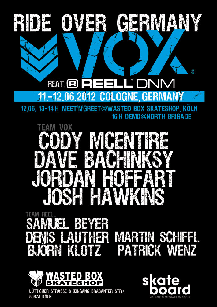vox team us demo 12.6.12