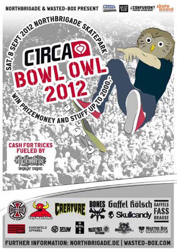 C1RCA BOWL OWL 2012