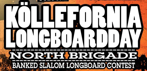 Köllefornia Longboardday auf der North Brigade